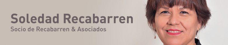 Modernización tributaria, columna de Soledad Recabarren, Socio de Recabarren y Asociados
